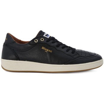 Blauer Marque Sneaker Leather
