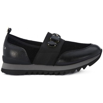 Chaussures Femme Baskets mode Apepazza STRECHT SLIP ON Nero