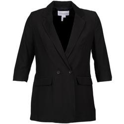 Vêtements Femme Vestes / Blazers BCBGeneration ISABEL Noir