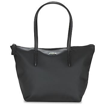 Sacs Femme Cabas / Sacs shopping Lacoste L 12.12 CONCEPT Noir