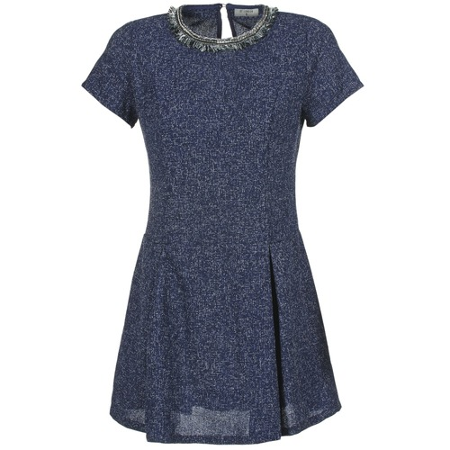 Vêtements Femme Robes courtes Betty London FLINATE Marine