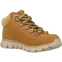 Chaussures Fille Bottes de neige Skechers 80892L STRONG WILL Brun clair