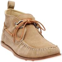Chaussures Homme Boots Dillinger Chaussures bateau Beige