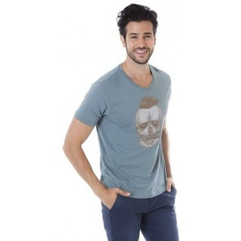 T-shirts manches courtes Mister Marcel T-shirt manches courtes MARSHALL