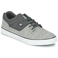 Chaussures Homme Baskets basses DC Shoes TONIK TX SE M SHOE 011 Gris