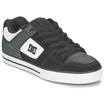 Chaussures de Skate DC Shoes PURE SE M SHOE BKW