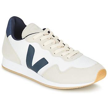 Chaussures Baskets basses Veja SDU Blanc / Bleu / Beige