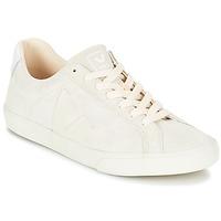Chaussures Femme Baskets basses Veja ESPLAR LOW LOGO Blanc