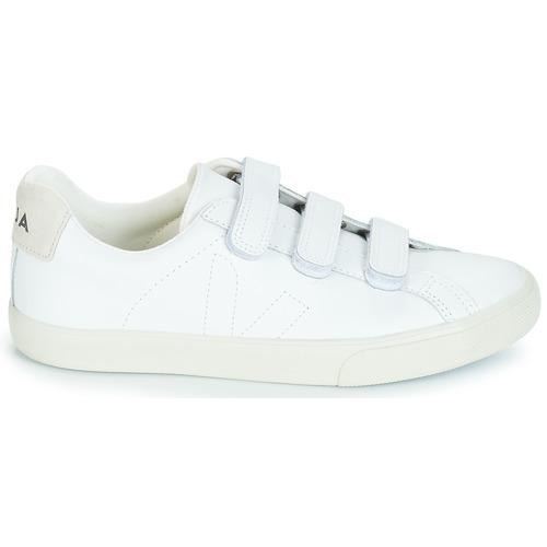 3Lock Femme Blanc Basses Veja Baskets N8n0OPkwX