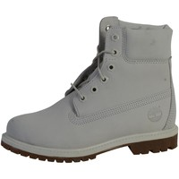 Chaussures Femme Boots Timberland Chaussure  A196R 6in Premium Boot - W W VAPOROUS GRE Blanc