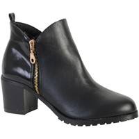 Bottines The Divine Factory Bottine  TDF2729 Noir