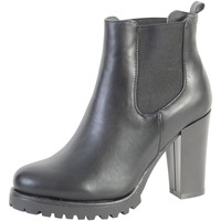 Bottines The Divine Factory Bottine  TDF2752 Noir