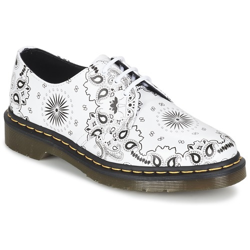 Chaussures Derbies Dr Martens 1461 Blanc / Noir