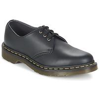 Chaussures Boots Dr Martens VEGAN 1461 Noir