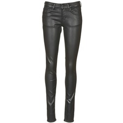 Vêtements Femme Jeans slim Cimarron ROSIE JEATHER Noir