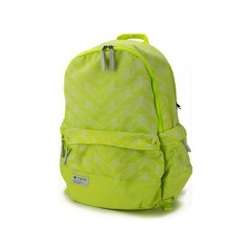 Sacs Homme Sacs à dos adidas Originals BL Backpack Vert