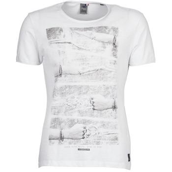 T-shirts & Polos Japan Rags TAPLA Blanc 350x350