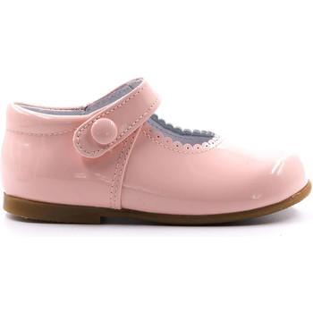 Chaussures Fille Ballerines / babies Boni Classic Shoes Boni Princesse II - Chaussure fille premiers pas Rose