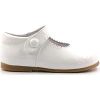 Chaussures Fille Ballerines / babies Boni Classic Shoes Boni Princesse II - Chaussure fille premiers pas Blanche