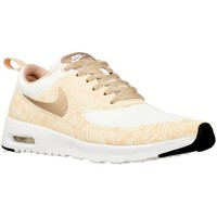 Chaussures Femme Baskets basses Nike Air Max Thea Print blanc