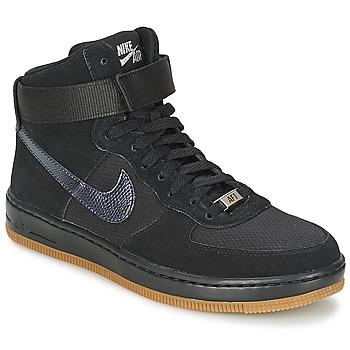 Basket montante Nike W AF1 ULTRA FORCE MID Noir / Argent 350x350