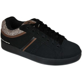 Chaussures Femme Baskets basses DVS Baskets Femme  Berra 3 Black brown tweed Exclusivité CultureShoe Noir