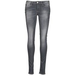 Vêtements Femme Jeans slim Le Temps des Cerises POWER Gris