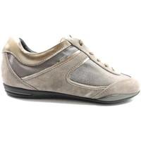 Chaussures Femme Baskets basses Tod's sneakers beige daim bronze az570 beige