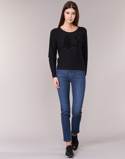 Gamigo Jeans Bleu Femme Slim Armani PwOkZ8XNn0