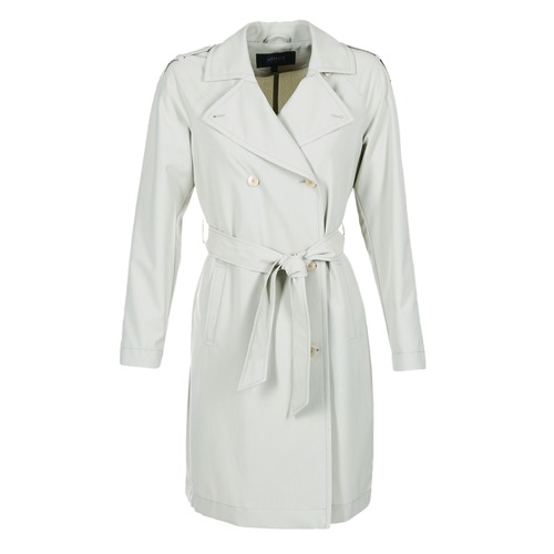 Vêtements Femme Trenchs Armani jeans HAVANOMA Blanc