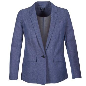 Vêtements Femme Vestes / Blazers Armani jeans FADIOTTA Bleu