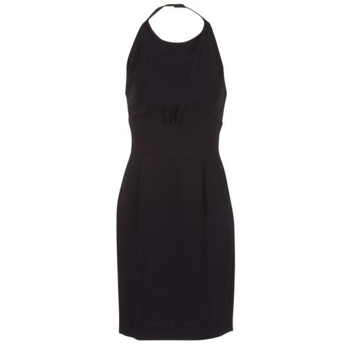 Vêtements Femme Robes courtes Armani jeans ODIALINA Noir