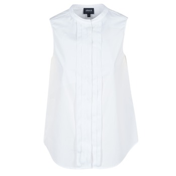 Vêtements Femme Chemises / Chemisiers Armani jeans GIKALO Blanc