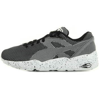 Chaussures Homme Baskets basses Puma R698 Knit Speckle blanc