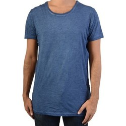 Vêtements Homme T-shirts manches courtes Scotch & Soda Tee Shirt  101365 Navy 7A Bleu