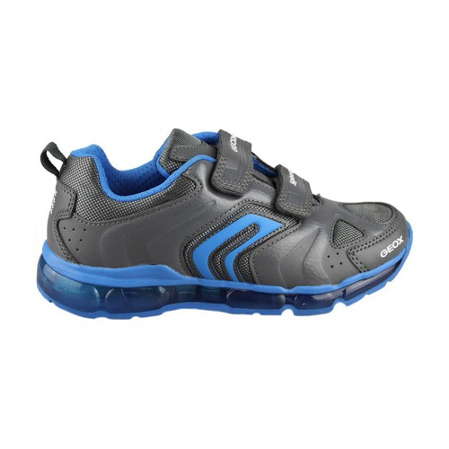 Chaussures Enfant Baskets basses Geox ANDROID B.D. BLUE
