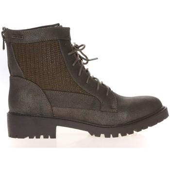 Chaussures Femme Boots Cassis Côte D'azur Cassis Côte d' azur Bottine Amanda Kaki Vert