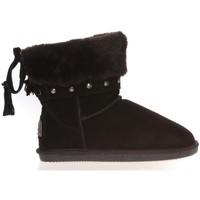 Boots Ilario Ferucci Boots Rebus Noir