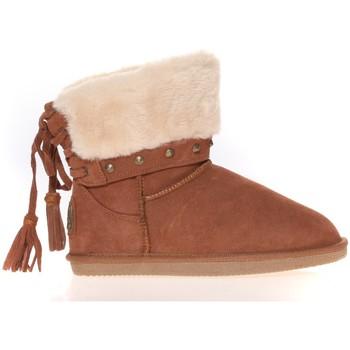Boots Ilario Ferucci Boots Rebus Camel