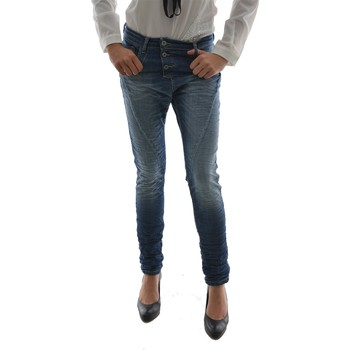 Vêtements Femme Jeans Please p78a bleu