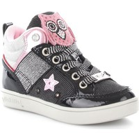 Chaussures Enfant Baskets basses Lelli Kelly 6404 Basket Fille Black Black