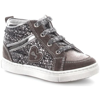 Chaussures Enfant Baskets basses Nero Giardini A621691F  Fille Carbone antracite Carbone antracite
