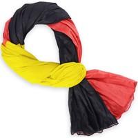 Accessoires textile Echarpes / Etoles / Foulards Flag Chech Chèche drapeau BELGIQUE 5