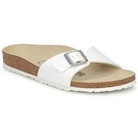 Chaussures Femme Mules Birkenstock MADRID Blanc mat