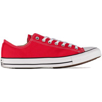 Baskets basses Converse Baskets  All Star Ox Rouge Homme