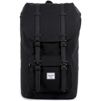 Sacs à dos Herschel Little America Mid Black Synth Lth