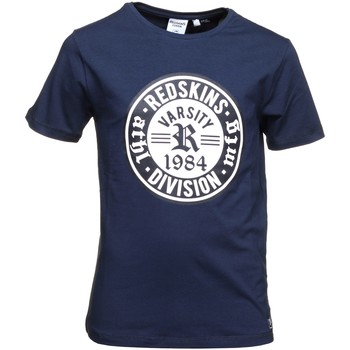 T-shirts manches courtes Redskins Mansel Navy