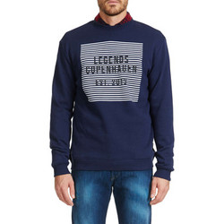 Vêtements Homme Sweats Legends Sweat Shirt  Venice Marine Homme Marine
