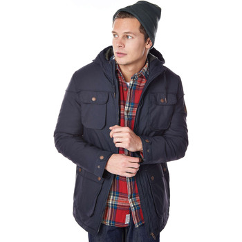 Vêtements Homme Parkas Shine Paris Parka  Light Marine Homme Marine