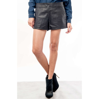 Vêtements Femme Shorts / Bermudas French Connection Short  Judy Noir Femme Noir